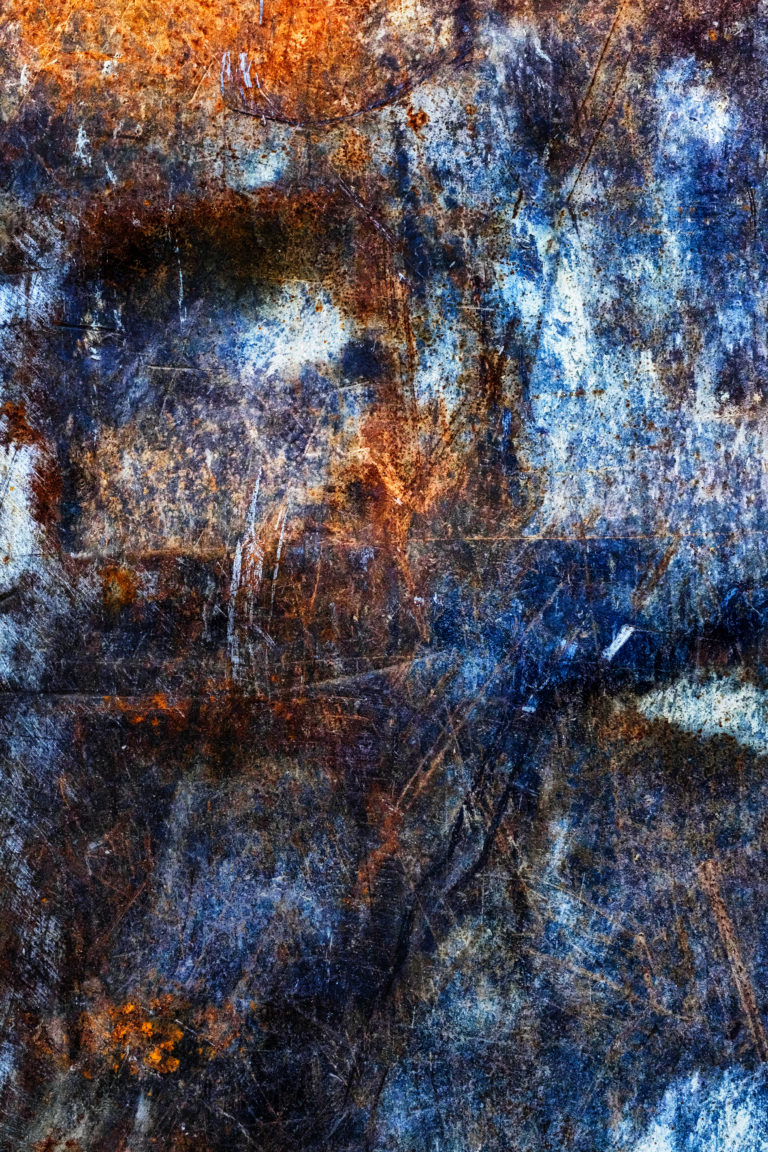 Rust Abstract 19